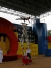 Představení Čínského národního cirkusu